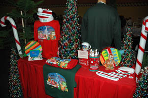 Mickeys Very Merry Christmas Party Merchandise.2007 November Jefflangedvd Com